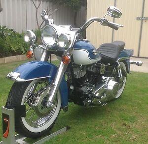 1981 Harley Davidson FLHS Electra Glide Sport Lockridge Swan Area Preview