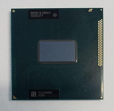 Intel Core i5-3230M CPU 2.6 GHz 3M Cache Mobile Processor SR0WY Max Freq 3.2 GHz Cache-mobile