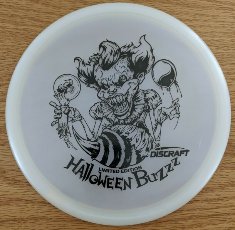 Halloween Buzzz Limited Edition Pennywise Glow Discraft 178