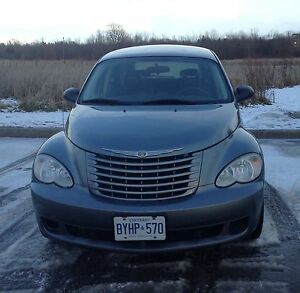 CRETIFIED PT CRUISER LOW KMS