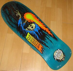 SANTA-CRUZ-Corey-O-039-Brien-Segador-Tabla-Skate-9-85-034-por-30-0-034-Azul