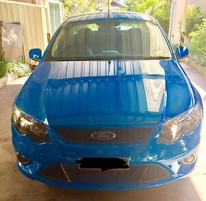 2010 Ford XR6 Turbo Ute 50th Anniversary edition Narangba Caboolture Area Preview