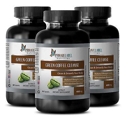 Green coffee instant - GREEN COFFEE Purge - weight loss inhaler 3 Bottles