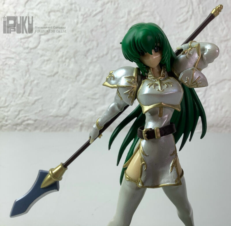Fire Emblem Exceed a Generation Trading Figure Fury