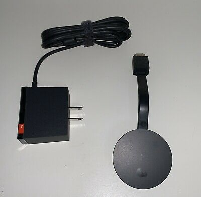 Google Chromecast Ultra - 4K and HDR Streaming Device TV HD Chromecast