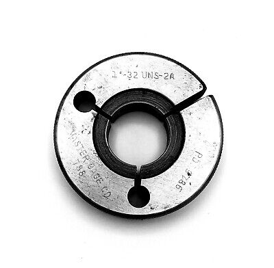 Thread Ring Gage 1-32 Uns-2a Go Pd Only .9786 Inspection Tool Master Gage