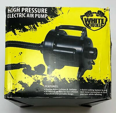 White Knuckle High Pressure Electric Air Pump