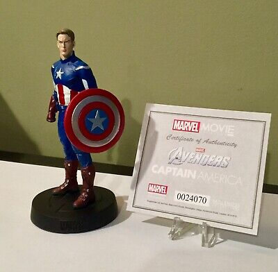 Used, Eaglemoss Marvel Movie Collection - Captain America for sale  Chicago