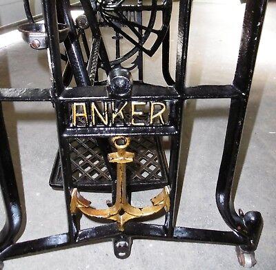 Nahmaschine ANKER MODEL 550E 95W