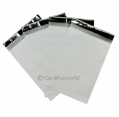 400 7.5x10.5 Poly Mailers Bags Plastic Shipping Envelopes Self Seal 7.5 X 10.5