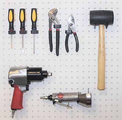 Wallpeg 50 Ea Quality Locking Peg Hooks Organize Pegboard Garage Storage Tools