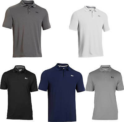 Mens Performance Golf Shirt (Under Armour Performance Polo 2.0 Golf Polo Shirt Mens 1242755 Choose Size/Color)