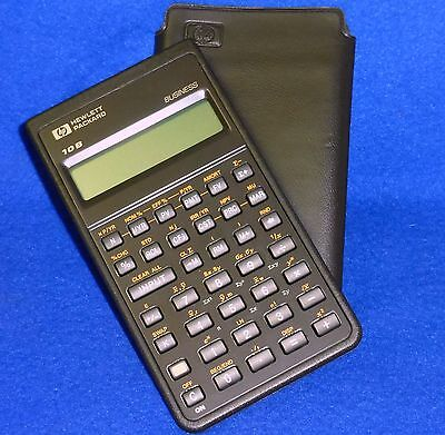Hp 10b Business calculator manual