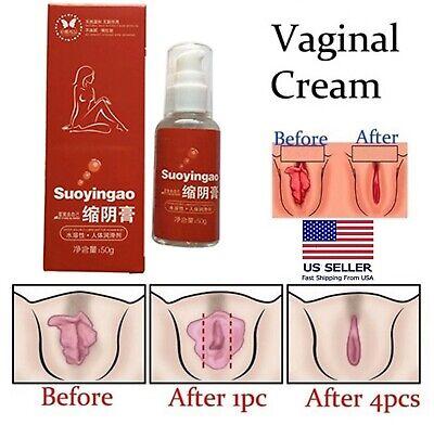 Tightening Gel Vaginal Shrink Cream For Women Sex Aid Tight Virgin Again 50ML