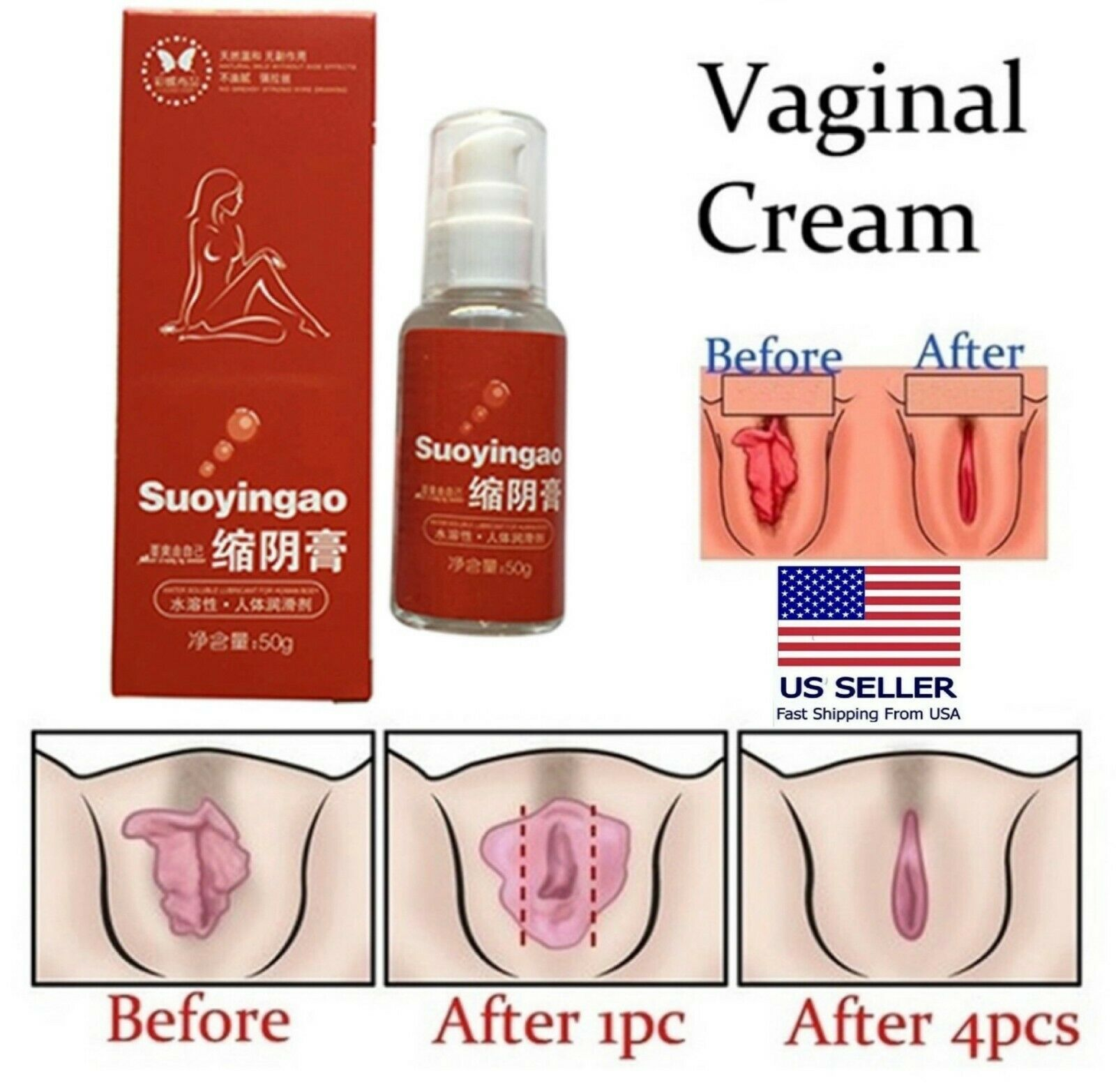 Vagina Tightening Extra Strong Virgin Vaginal Tight Shrink Cream Gel For Sale Online Ebay