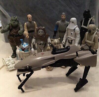 Vintage Star Wars Figure Joblot 1983