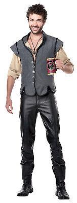 John Smith Costume (California Costumes Renaissance Man Captain John Smith Mens Adult Halloween)