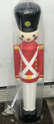 "New 33"" Toy Soldier Blow Mold"