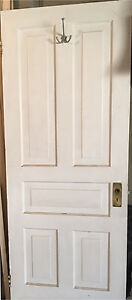 Vintage Solid wood door London Ontario image 1