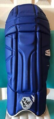 Mace Men's Blue Promote Cricket Batting Pad For Right Hand Batsman-Left Leg - Hand Batting Pad