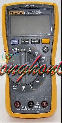 New Fluke 117c Havc Voltalert Backlight Multimeter