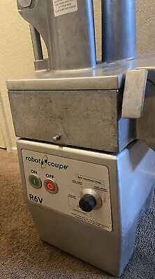 Robot Coupe R6v For Parts Or Not Working