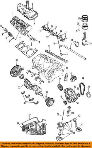 Ford 4 0l Ohv Engine Diagram