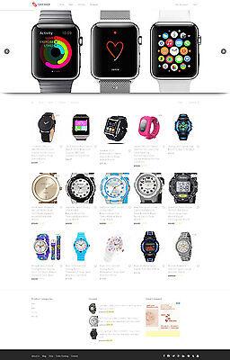 Watch Store Website - Amazon Affiliate Store On Autopilot