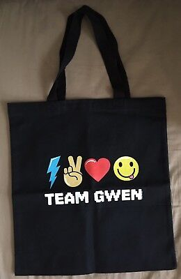 Team Gwen Stefani Truth Feels Like VIP Exclusive Tour Tote Bag The Voice Shopper
