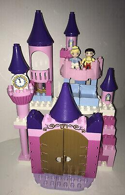 LEGO DUPLO 6154 Disney Cinderella's Castle Prince Charming 85pc.