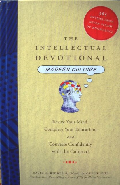Pop Culture Bibel - The Intellectual Devotional, 365 Trivia, US-Ausgabe