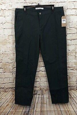 Woolrich Pants Womens 14 Vista Straight Regular Straight Fit Blue Fir new D9