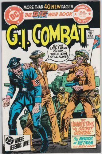 GI Combat 274 VF+ 8.5 Bronze Age