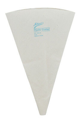"""Ateco 12"""" Reusable Plastic Coated Cloth Pastry Cake Decorating Icing Piping Bag"""