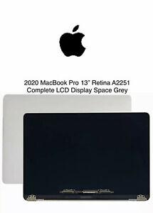 "2020 MacBook Pro 13"" Retina A2251 LCD Display Space Grey"