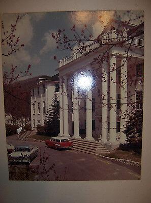 PRITCHARD HALL, RIDGECREST, NC    1958