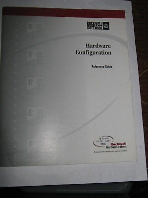 Rockwell Software 9399-hardwareref-jan00 Hardware Configuration Guide Used