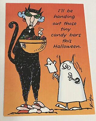 Funny Halloween Greetings (Maxine & Floyd Funny Halloween Greeting Card New Unused)