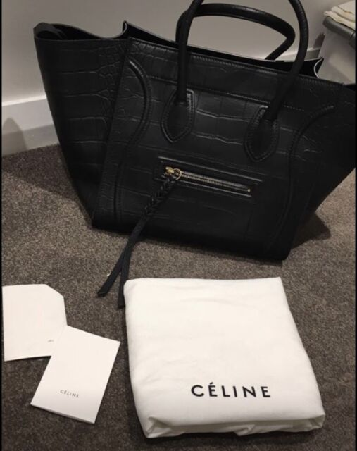 celine bag designer 9yu5  AUTHENTIC CELINE BAG CELINE PHANTOM BAG RRP$3999