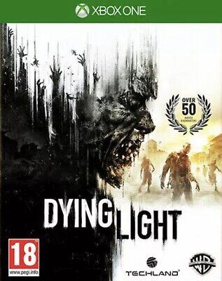 Usado, Dying Light (Xbox One) PEGI 18+ Adventure: Survival Horror *New & Sealed* segunda mano  Embacar hacia Spain