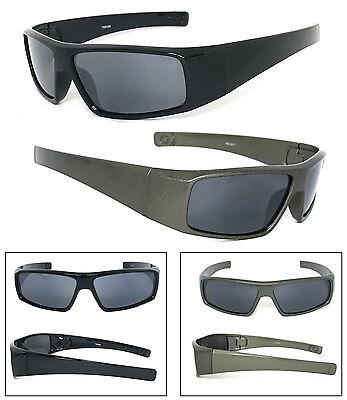 Sun Reader (Full Lenses Magnified Tinted Sun Reader Reading Sunglasses Unisex Wrap)