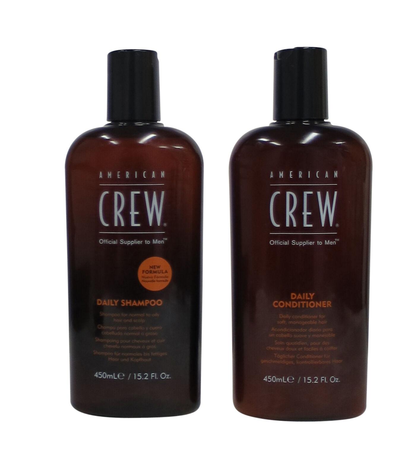 American Crew Daily Shampoo - 15.2 oz