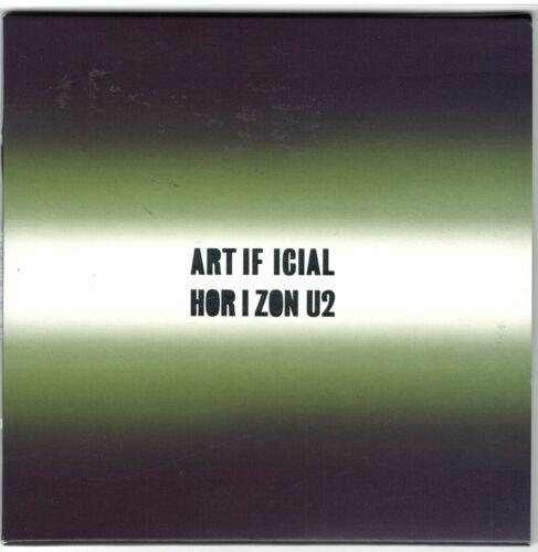 U2 Artificial Horizon CD Fan Club Remix Compilation Rare Promo DJ mix