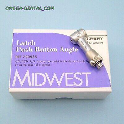 New Open Box Midwest Latch Head 6-month Warranty Ref 720485 Omega-dental