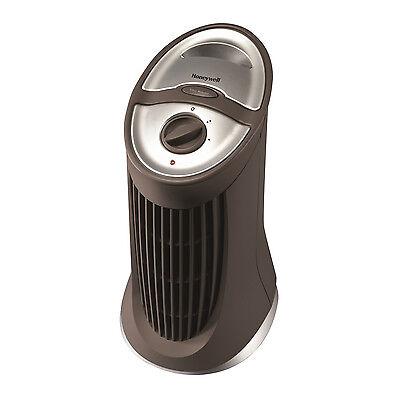 Honeywell QuietClean 99% iFD Drain Compact Tower Air Purifier, Gray | HFD010