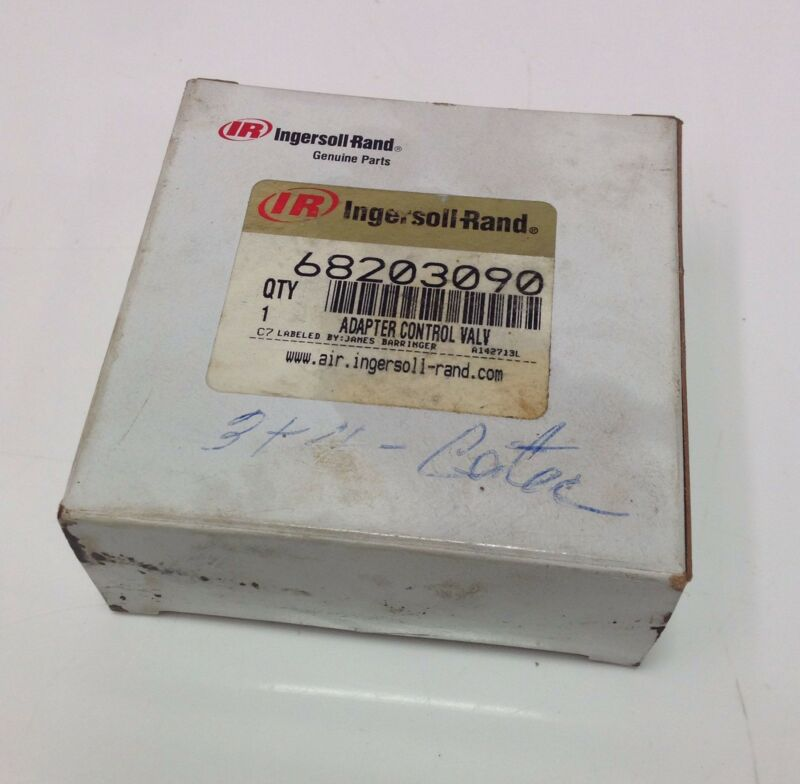 INGERSOLL RAND ADAPTER CONTROL VALVE 68203090 103311