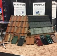 High Quality Steel Roof Tiles