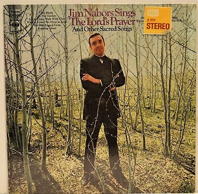 Jim Nabors Sings  The Lords Prayer   Other Sacred Songs  Columbia Cs9716