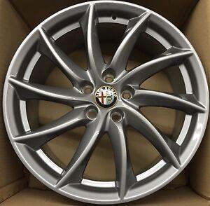 Alfa Romeo Original Felgen Giulia 159 Wheels Rims Velgen Jantes Cerchi 18
