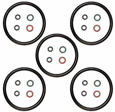 5 Pk Cornelius Corny Keg O-ring Rebuild Kit Set Seal Gasket Beer Soda Ball Lock